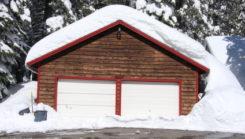 Repair Garage Door before winter