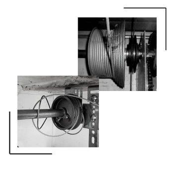 Calgary garage door cable repair