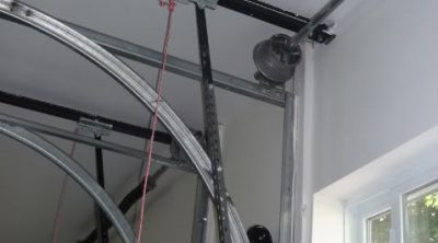 Garage Door track Issues